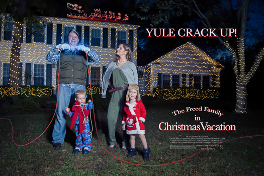 unique family photo ideas christmas cards